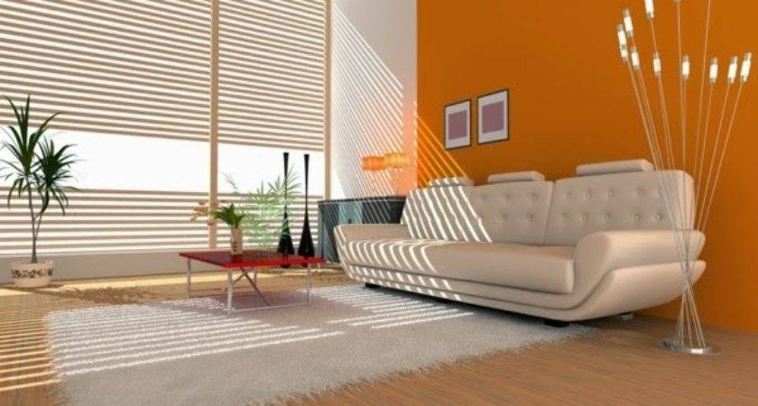 Orange Living Room Design Ideas Color Cobinations