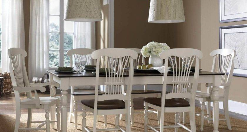 Other Country Style Dining Room Ideas Natural Wooden