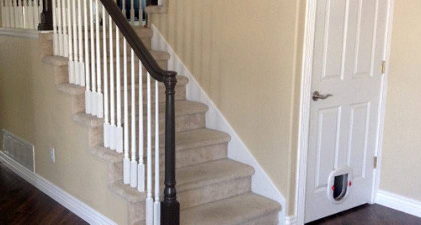 Out Oak New Diy Banister Makeover