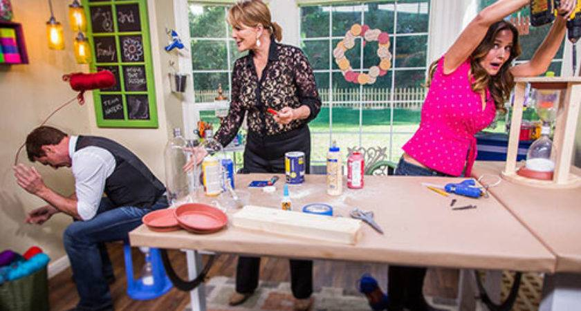 Out Stool Hallmark Channel