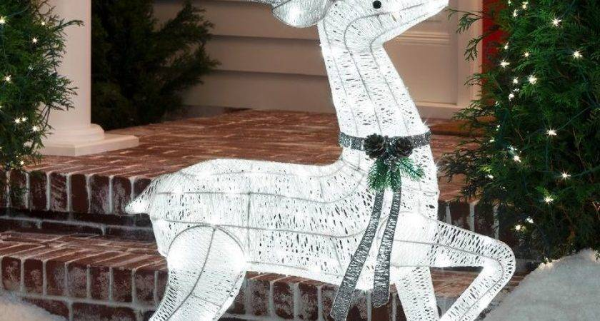 Outdoor Christmas Decorations Target