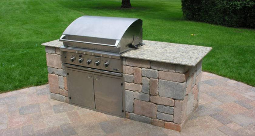 Outdoor Grills Island Grill