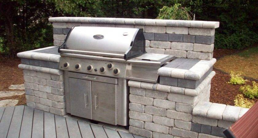 Outdoor Kitchen Grill Dands