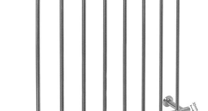 Outdoor Stainless Steel Balcony Handrail Fence Railing