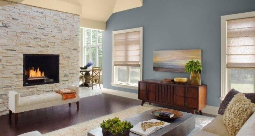 Paint Color Schemes Living Room Home Interiors