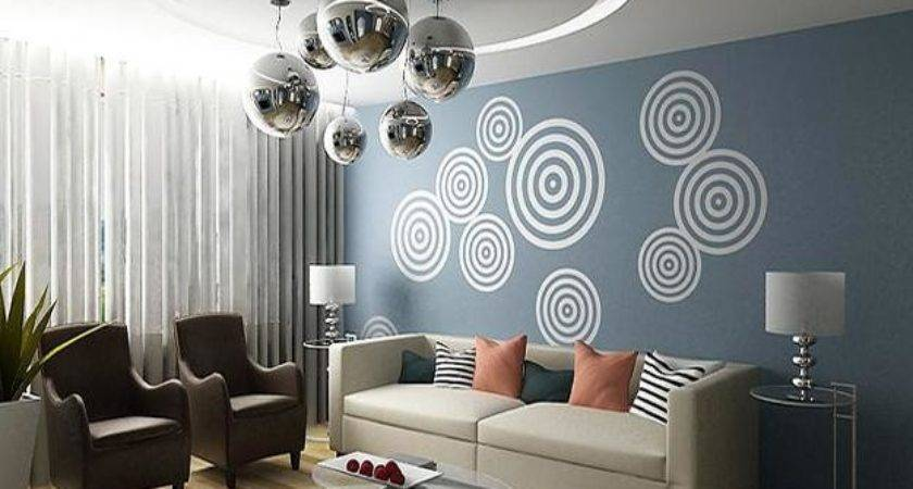 Paint Decorating Bright Wall Painting Ideas