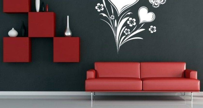 Painting Walls Ideas Living Room Interior