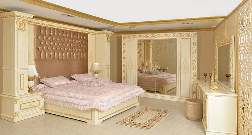 Palermo Classic Bedroom Set