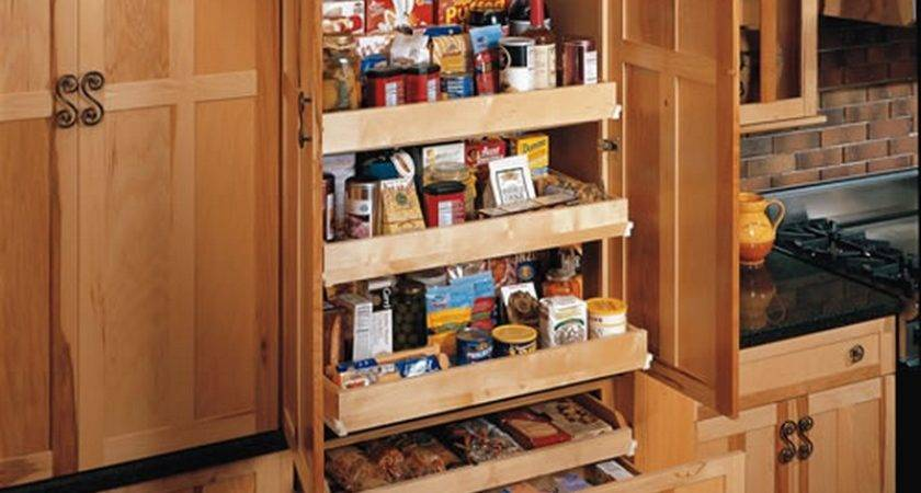 Pantry Cabinet Ideas Home Storage