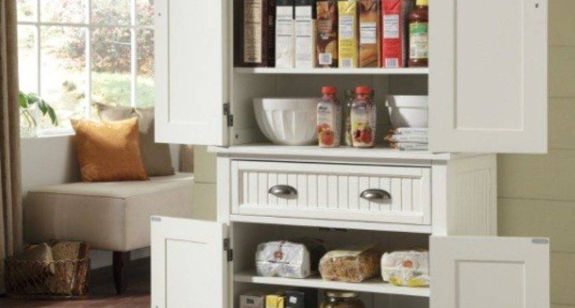 Pantry Cabinet Things Simple Standing