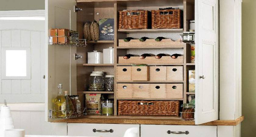 Pantry Ideas Small Kitchens Tjihome
