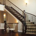 Parade Homes Model Modern Staircase