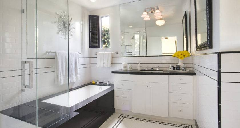 Pasadena Guest Bathroom Pinterest