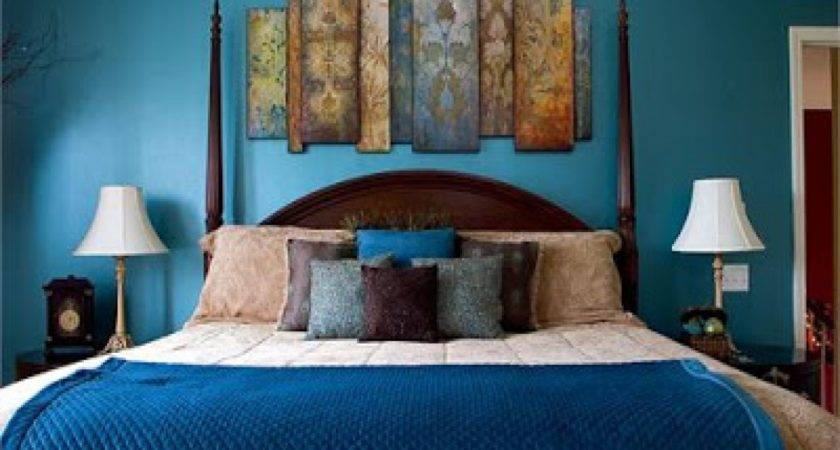 Peacock Bedroom Ideas Color Palette
