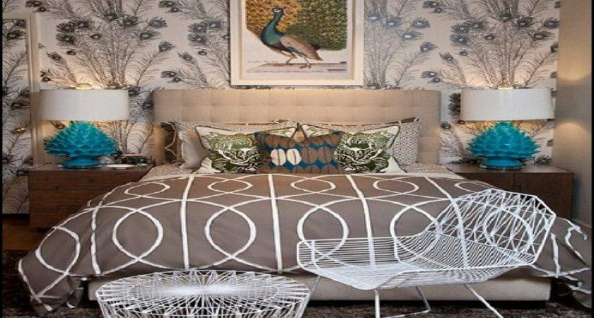 Peacock Bedroom Ideas Decorating Theme