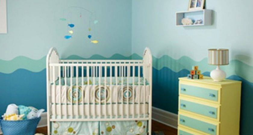 Peacock Bedroom Theme Baby Boy Nursery Paint Ideas