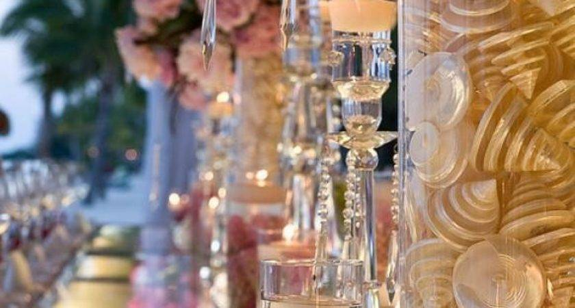 Pearl Wedding Decorations Romantic Decoration