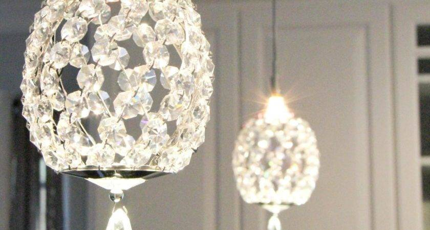 Pendant Lighting Ideas Crystal Useful