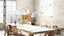 Perfect Dining Area Industrial Touch Ideas