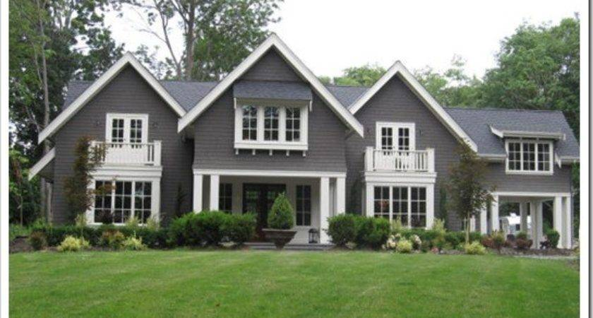 Perfect Grey Prime Shed Real Estate House
