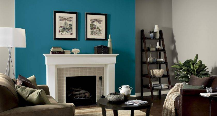 Picking Accent Wall Color Waste Solutions
