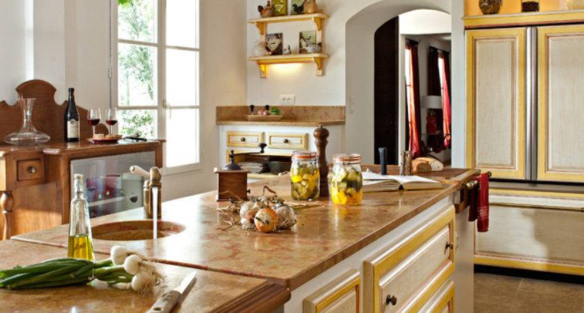 Pin Proven Style Kitchens Pez Homemade Provence