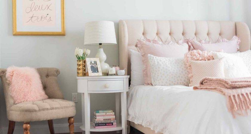Pink Bedroom Ideas Young Adults Features