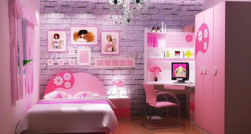 Pink Bedroom Sets Girls Ideas
