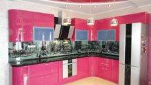 Pink Black Kitchen Ideas Quicua