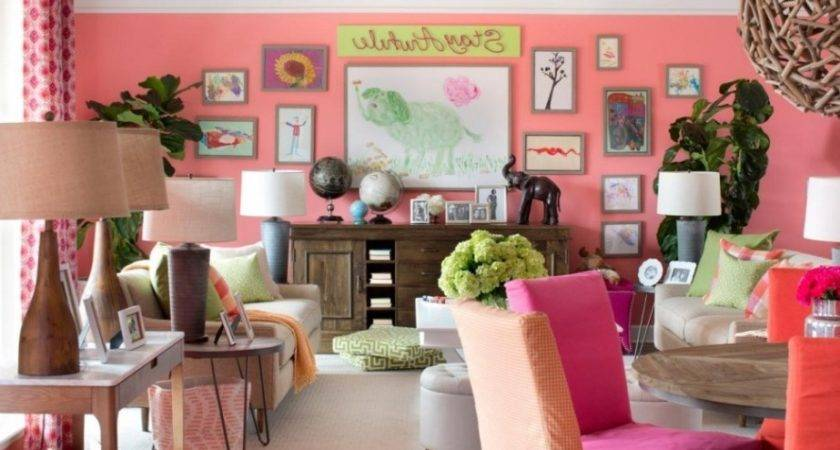 Pink Decorating Ideas Living Rooms Artdreamshome