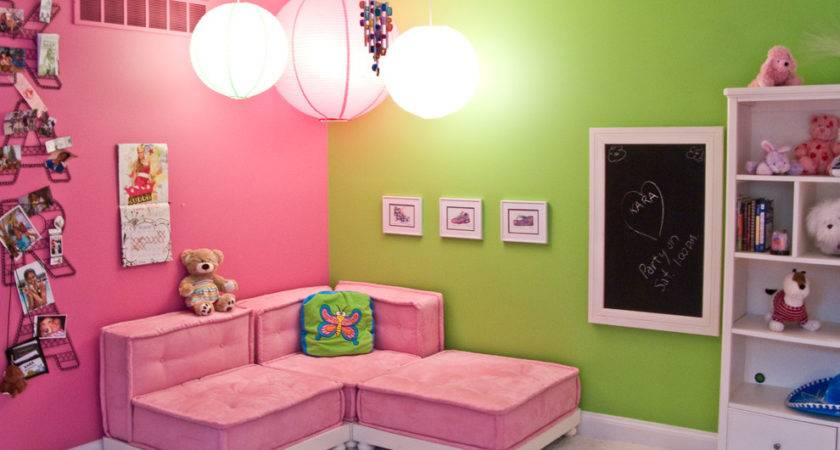 22 Fresh Pink And Green Paint Ideas Barb Homes