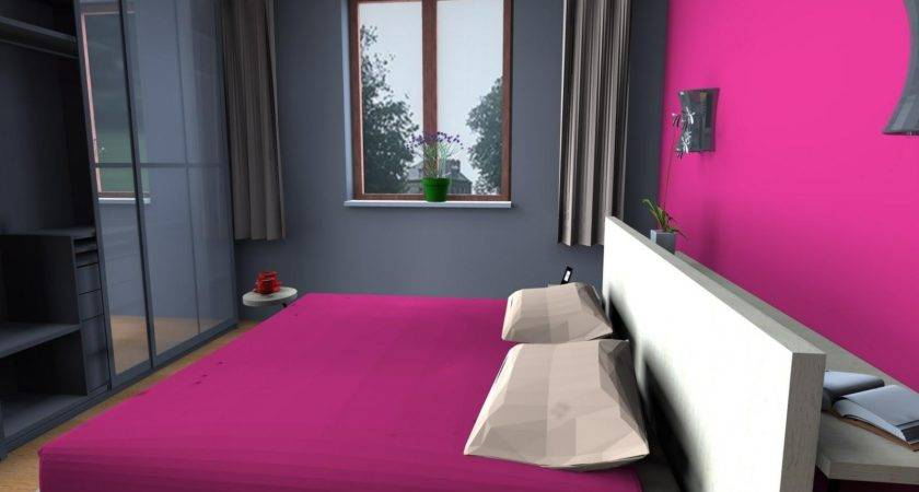 Pink Grey Bedroom Designs Ideas Fancy Daily Interior