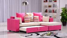 Pink Living Room Furniture Romance