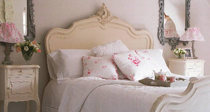 Pink Shabby Chic Bedroom Flickr Sharing