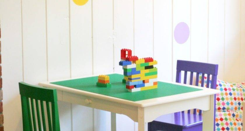 Playroom Design Diy Rock Wall