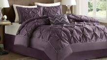 Plum Colored Comforter Sets Total Fab Purple