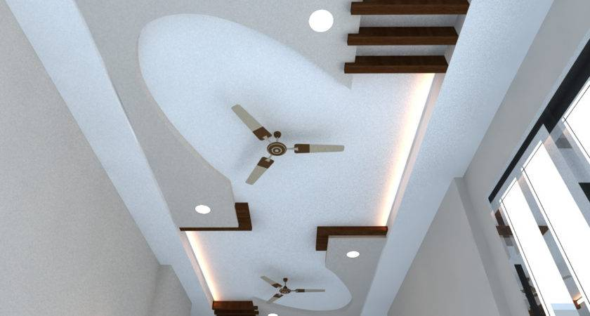 Pop Designs Roof Without Fall Ceiling Pixshark