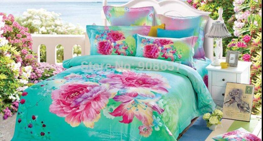 Popular Turquoise Pink Bedding Buy Cheap