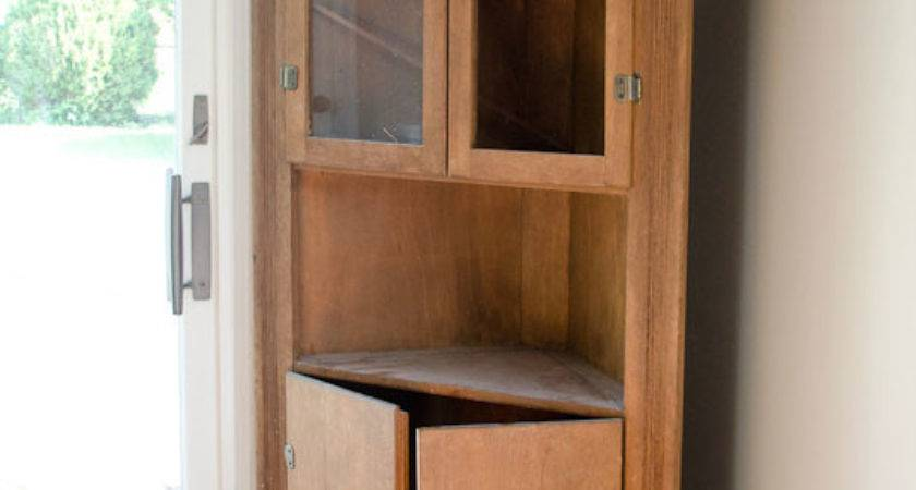 Practically Dining Room Cabinet Golden Sycamore