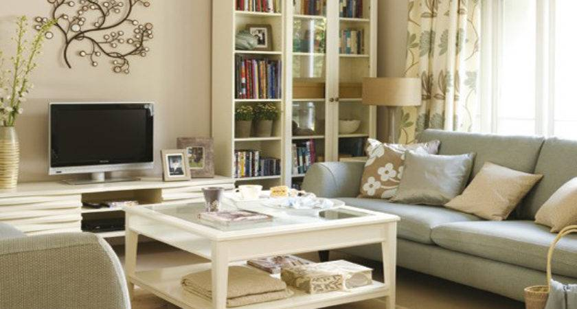 Pretty Living Room Decors Home Design Lover