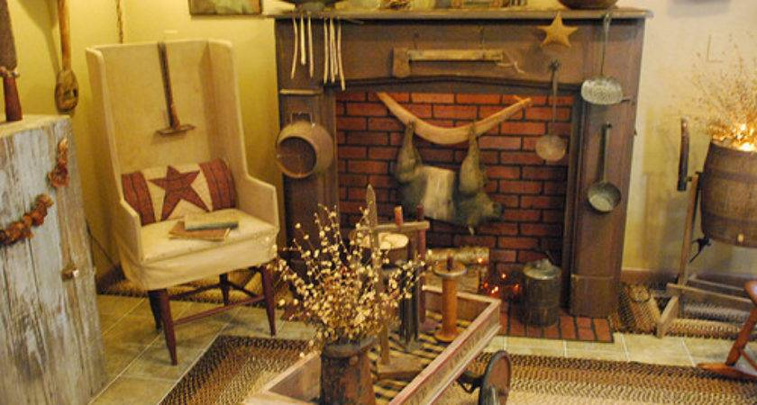 Primitive Country Decorating Storybook Life