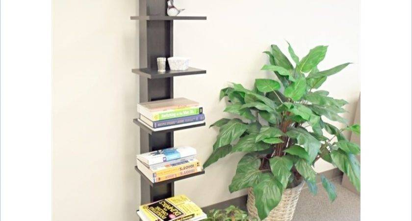 Proman Products Hancock Tower Spine Bookcase