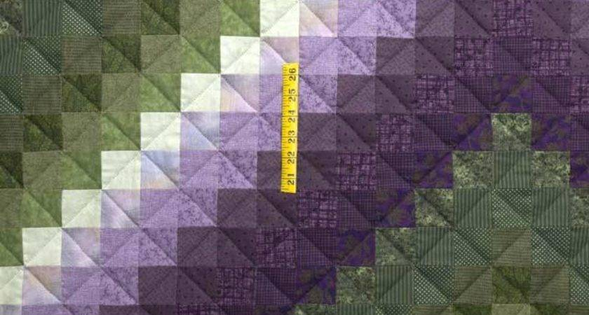 Purple Green Quilts Boltonphoenixtheatre