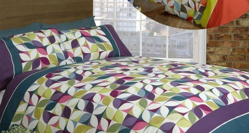Purple Lime Green Bedding Sets Blue