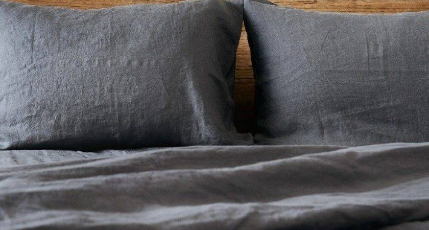 Queen Ultra Luxurious Pure French Linen Quilt Cover