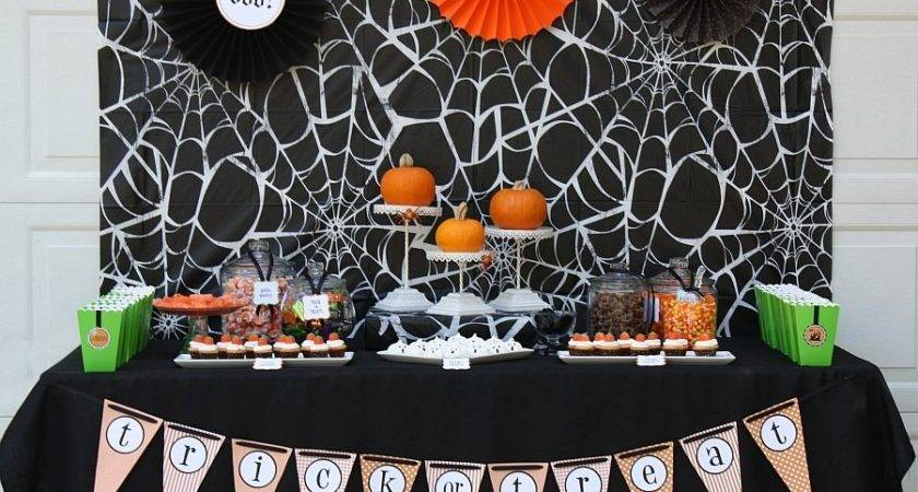 Quick Halloween Makeover Ideas Home