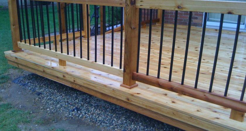 Railing Baluster Ideas Deckorators