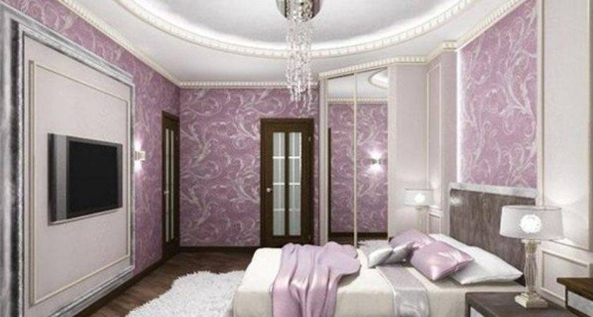 Ravishing Purple Bedroom Designs Home Design Lover