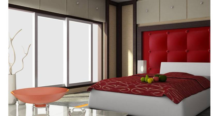 Red Bedroom Design Ideas Interior Life