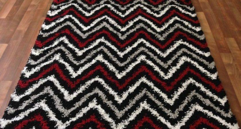 Red Black Gray Area Rugs Roselawnlutheran